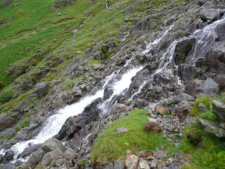 Stickle Ghyll Waterfalls