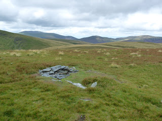 Bannerdale Crags Summit