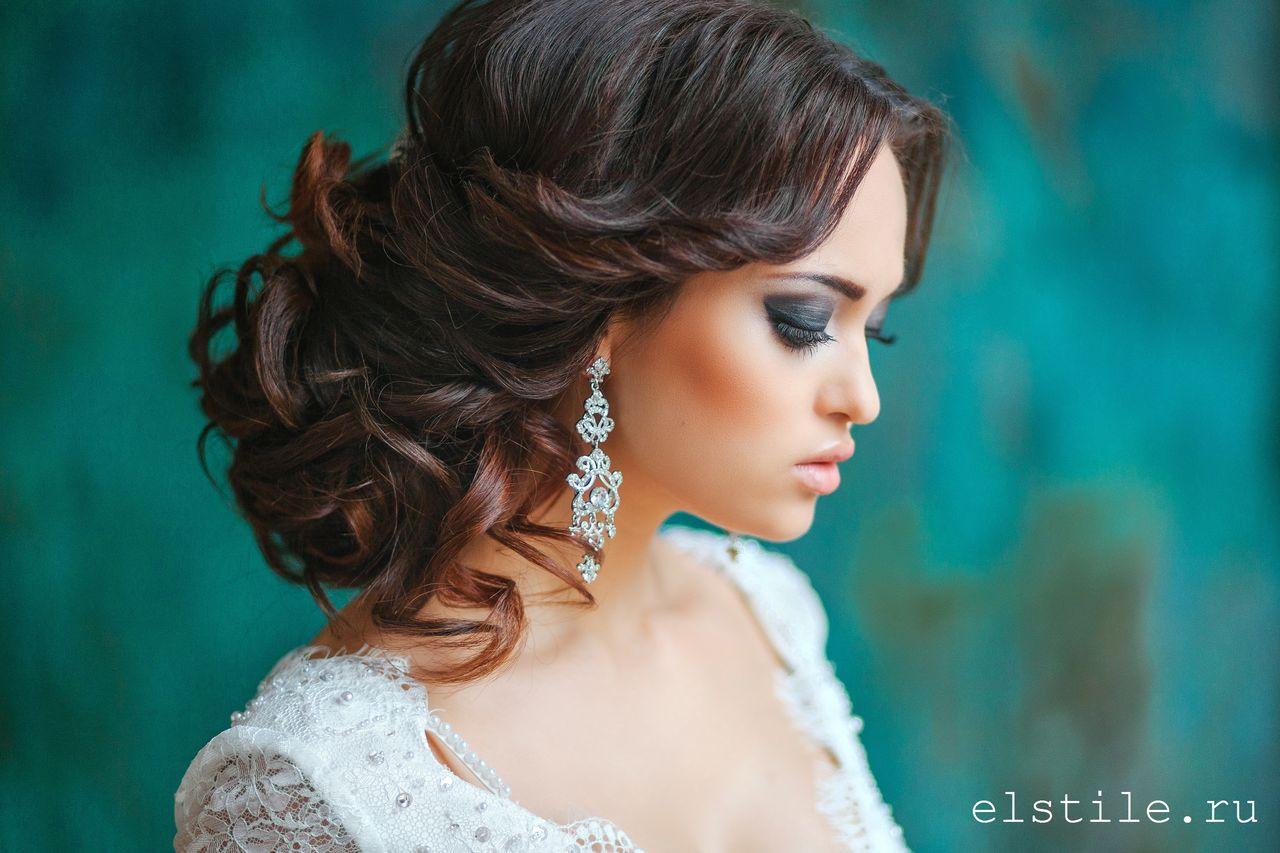 Прически самые красивые на свадьбу