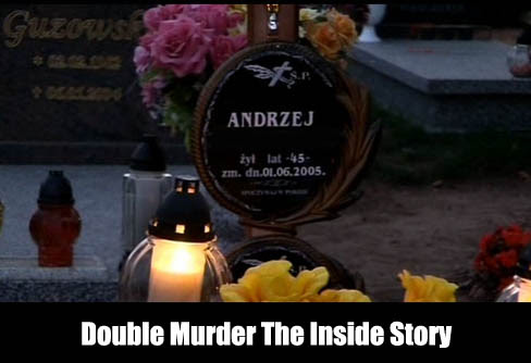 Podwójne morderstwo / Double Murder The Inside Story (2009) PL.TVRip.XviD / Lektor PL