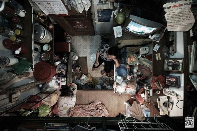 Los pisos de Hong Kong