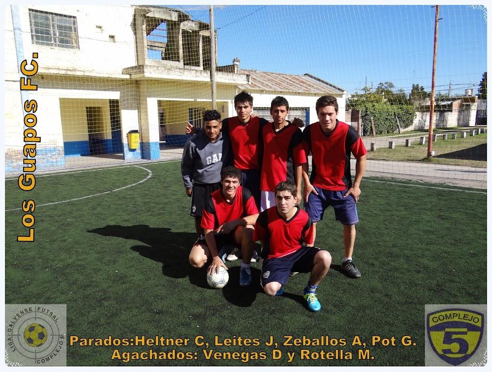 LOS GUAPOS FC.