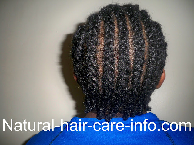 black male hair styles