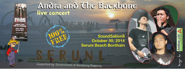 Andra and The Backbone Live Concert Bantaeng-1