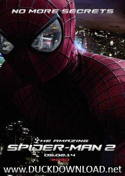 Baixar Filme O Espetacular Homem-Aranha 2 DVDRip Dual Áudio