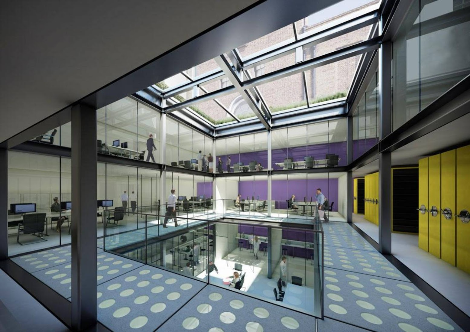 Rogers Stirk Harbour + Partners