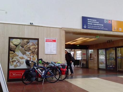 Kona Sutra and Salsa Vaya at the Heidelberg train station
