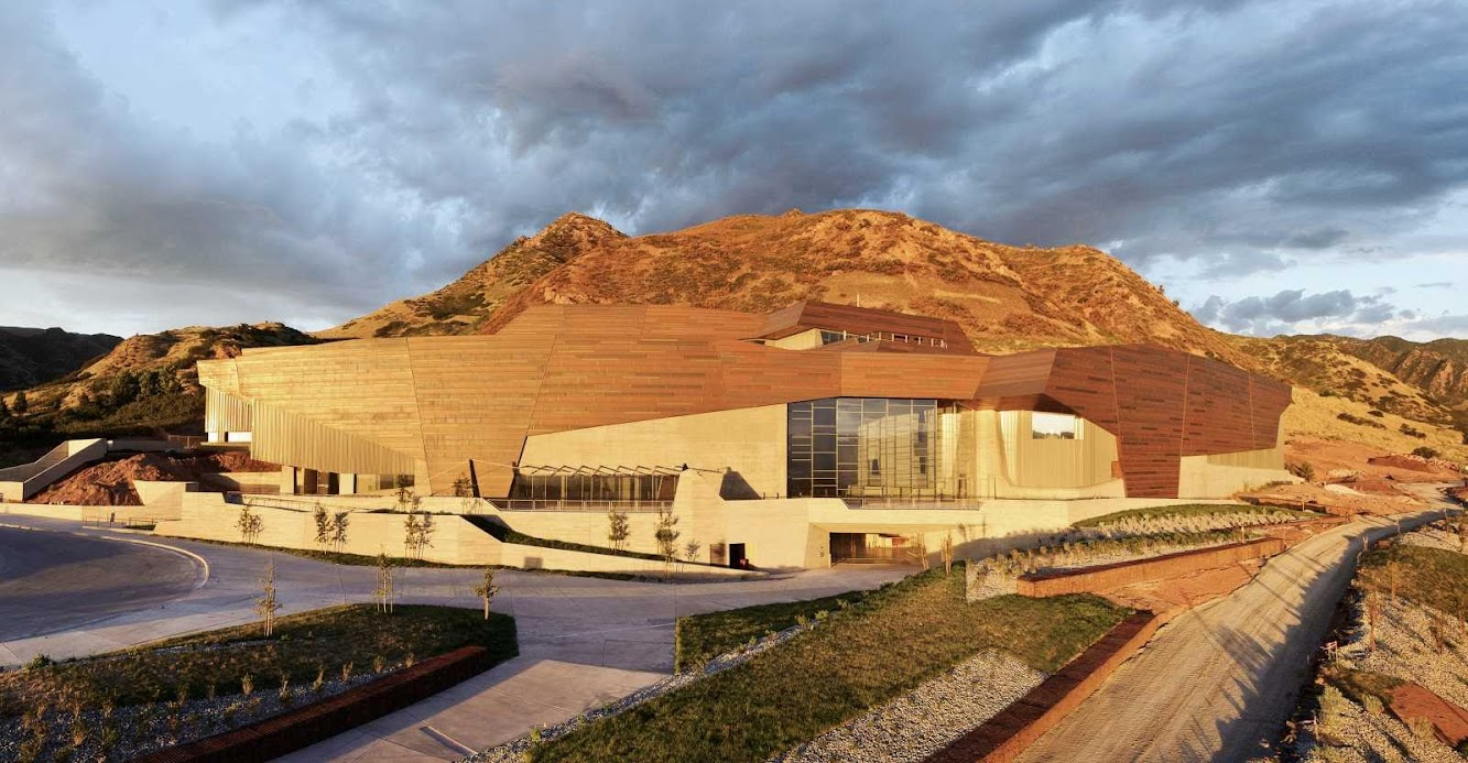 Natural History Museum of Utah by Ennead Architects