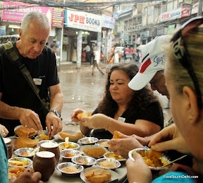 Culinary tourism in New Delhi, India