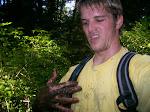 I got a little muddy