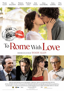 Rome Nồng Nàn - To Rome With Love poster