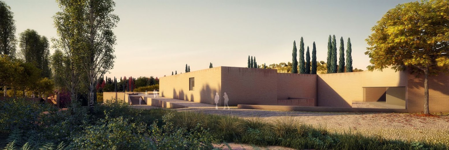 Visions of the Alhambra by Alvaro Siza Viera
