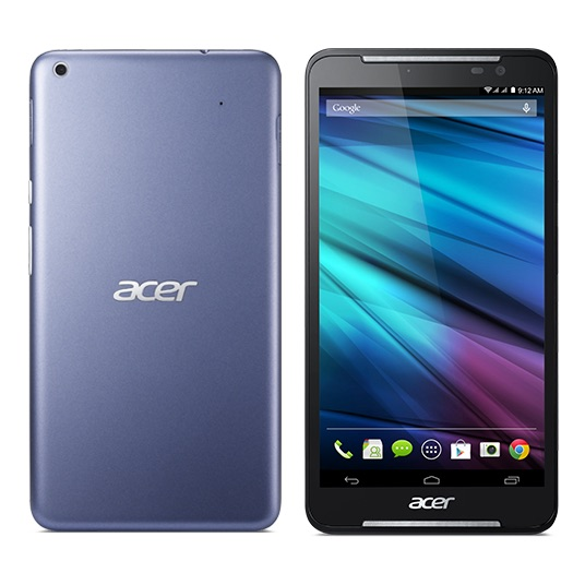 Acer Iconia Talk S - Spesifikasi Lengkap dan Harga
