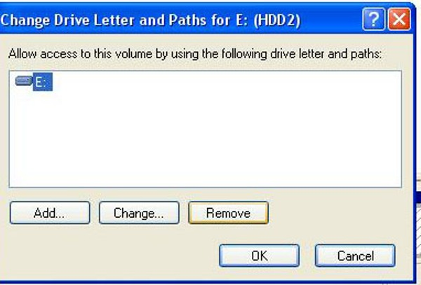 Thumb drive as page file