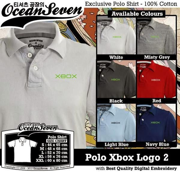 POLO Xbox Logo 2 IT & Social Media distro ocean seven