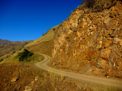Ascent Road from Hells Canyon
