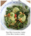 Thai Mint-Cucumber-Salad