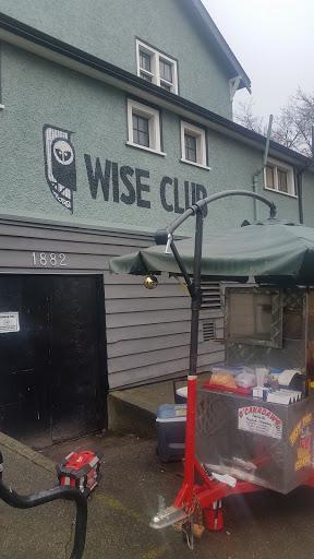 The Wise, 1882 Adanac St, Vancouver, BC V5L 4E5, Canada, Event Venue, state British Columbia