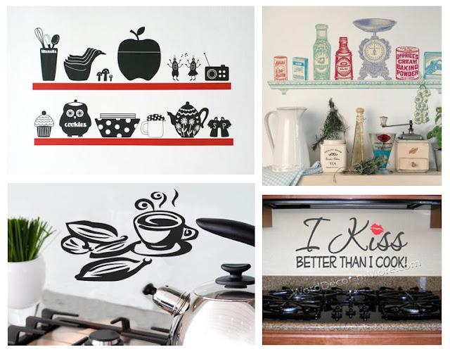 28 tolle wandaufkleber fur ihre kuche dekomilch for Wandsticker küche