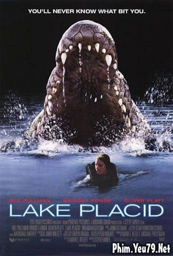 Cá Sấu Khổng Lồ 4 - Lake Placid: The Final Chapter