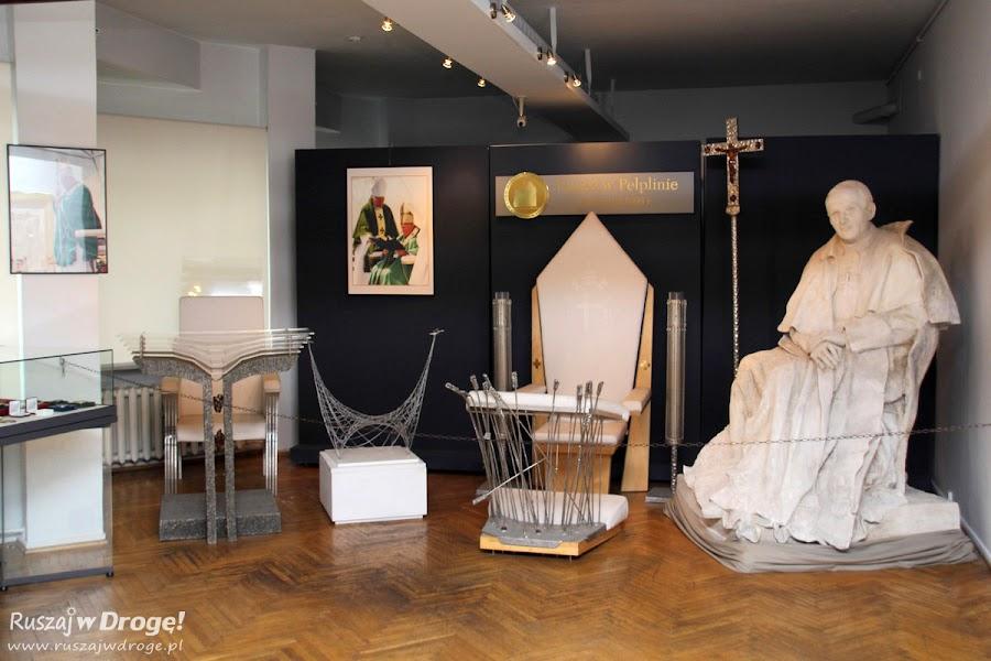 Wizyta Papieża Jana Pawła II w Pelplinie