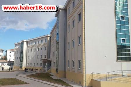 Çankırı'da 300 Öğrenci Kapasiteli Yurt Binasının Yapımı Tamamlandı