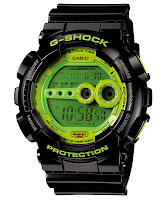 Casio G Shock : GD-100SC