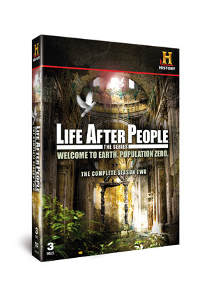 ¯ycie po zag³adzie ludzi / Life After People (Season 2) (2010) PL.TVRip.XviD / Lektor PL
