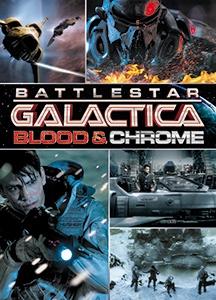 Ngân Hà Đại Chiến - Battlestar Galactica Blood And Chrome (2013)