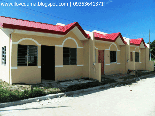 Del Rosario - Another affordable and beautiful Dumaguete house and lot for sale