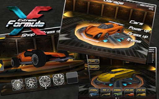 extreme racing games for android