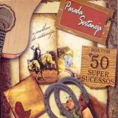 baixar capa CD Sertanejo Antigo 50 Sucessos