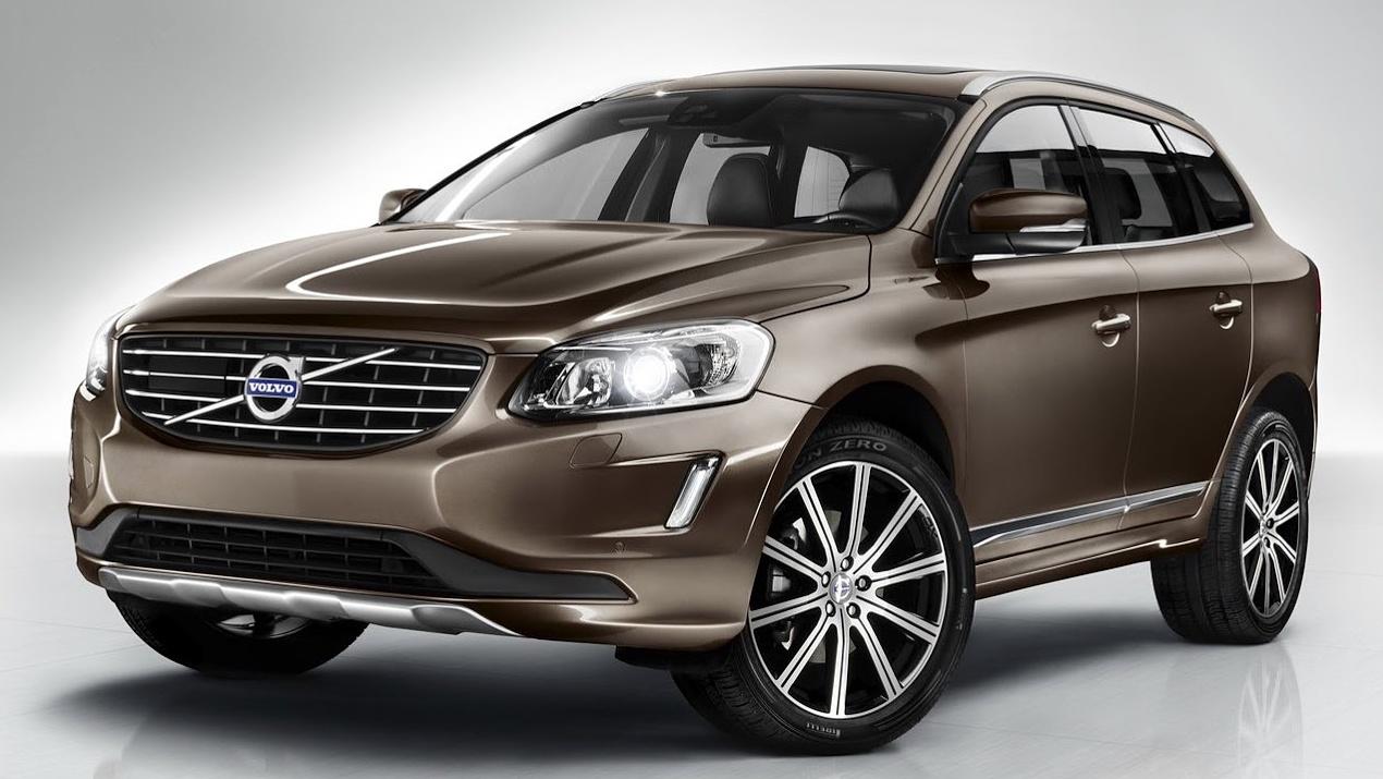 2014 Volvo S60, V60, XC60, V70, XC70 ve S80 Makyajlandı!