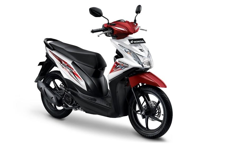 All New Honda BeAT eSP - Spesifkasi Lengkap dan Harga