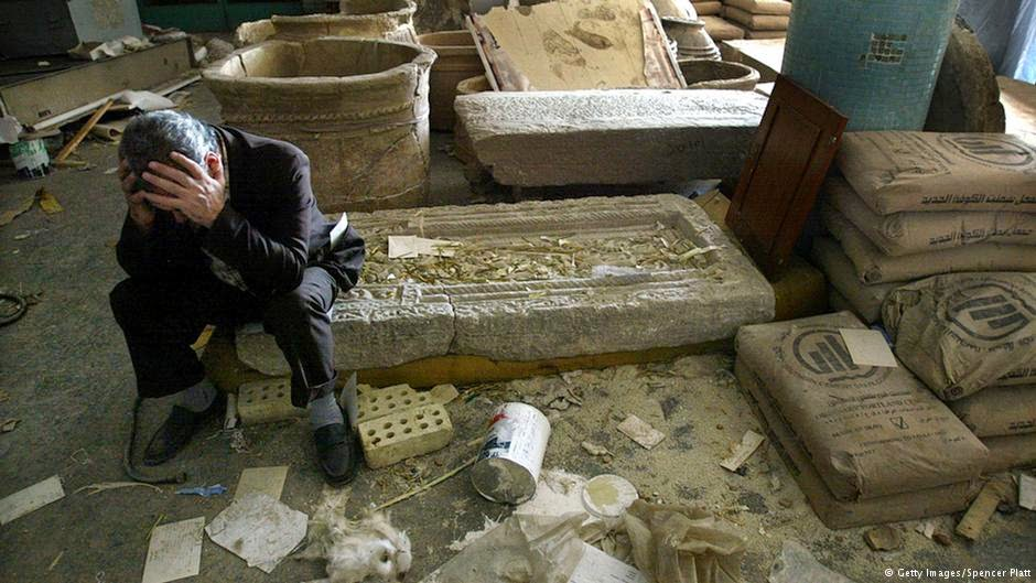 Germany to crack down on antiquity theft by ISIS