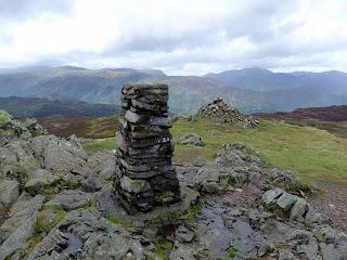High Seat Summit Trig Pillar