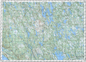 Map 100k--p36-063_064--(1985)
