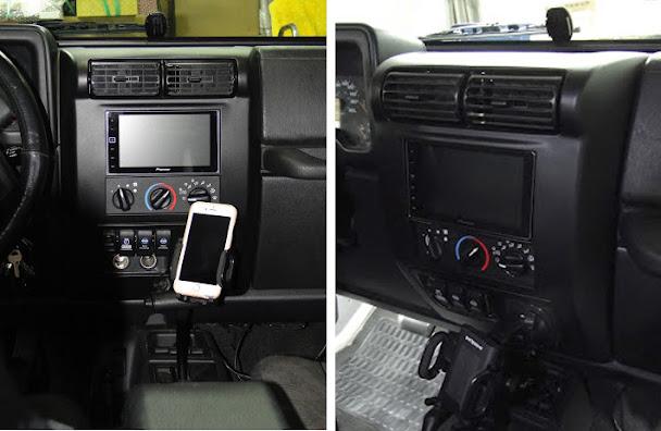 Legit din head unit install daily drivers rejoice jeepforum