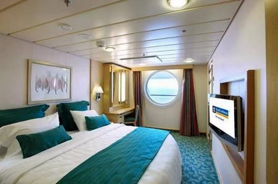 Mariners of the Sea - Ocean View Stateroom with Window ( Cabin )