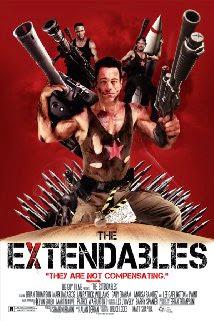Hậu Trường Siêu Bựa - The Extendables