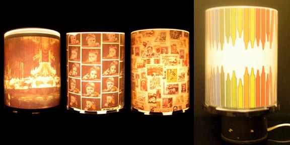 designerlampen 25 originelle lichtideen zum selber bauen dekomilch. Black Bedroom Furniture Sets. Home Design Ideas