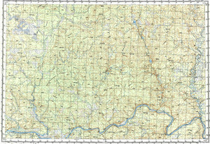 Map 100k--p47-131_132--(1968)