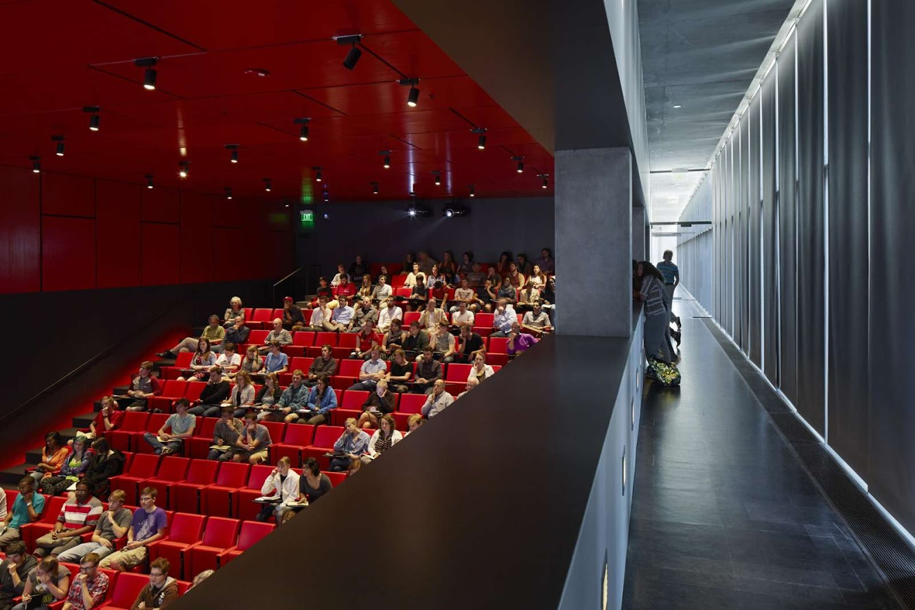 Steven L Anderson Design Center by Marlon Blackwell