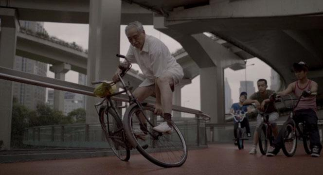 The Elderly In China Rebel In New VW Beetle Ad
