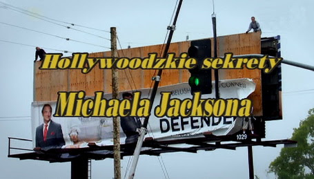 Hollywoodzkie sekrety Michaela Jacksona / Michael Jackson's Secret Hollywood (2011) PL.TVRip.XviD / Lektor PL