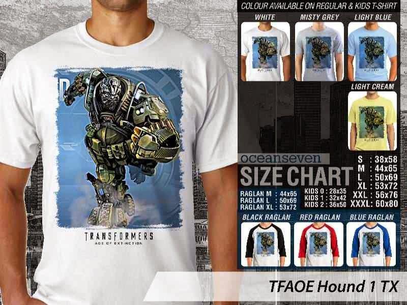 KAOS film Transformers Hound 1 Transformers Age of Extinction distro ocean seven