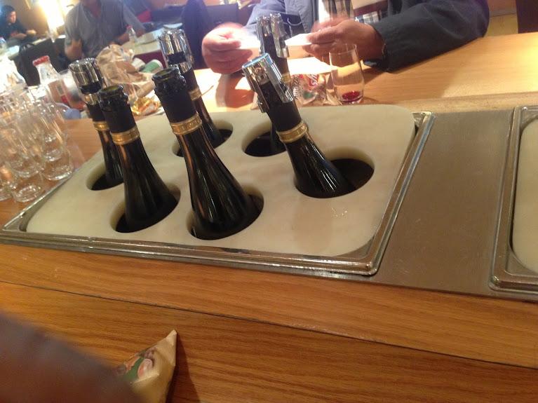photo champagne