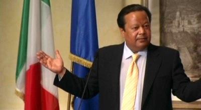 Prem Rawat Maharaji en Parliament of Italy