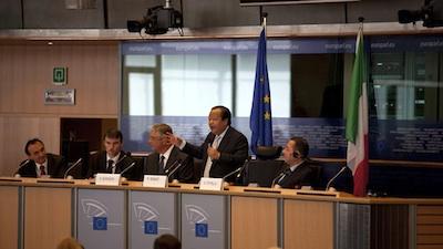Prem Rawat Maharaji at European Parliament, Brussels