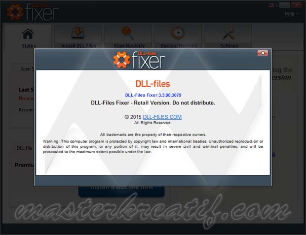 DLL-FiLes Fixer 3.3.90